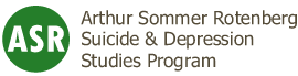 Arthur Sommer Rotenberg Suicide & Depression Studies Program